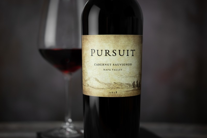 Pursuit 2018 Cabernet Sauvignon