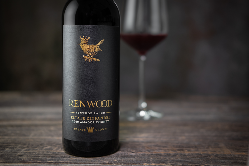 2019 Renwood Estate Zinfandel
