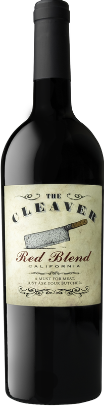 2017 The Cleaver Red Blend