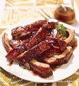 Apple Butter & Bourbon Ribs
